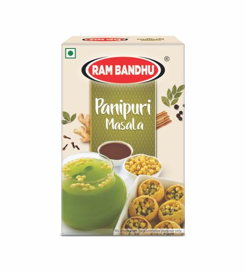 Ram Bandhu Panipuri Masala